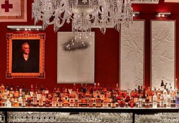 Baccarat Hotel Bar NYC