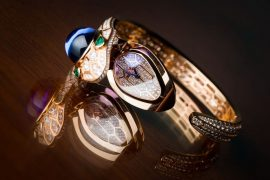 Bulgari Serpenti Secret Watch