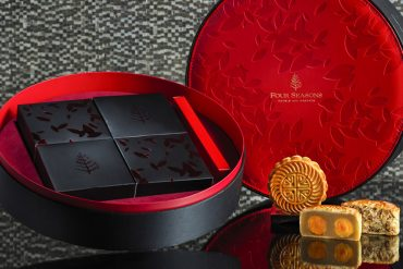 Four Seasons Mooncake Gift Box