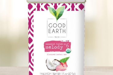 Good Earth Coconut Tulsi Herbal Tea