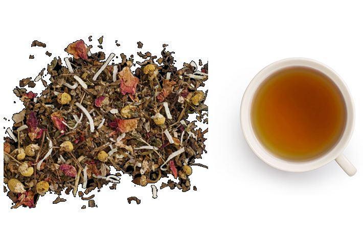 Good Earth Coconut Tulsi Herbal Tea