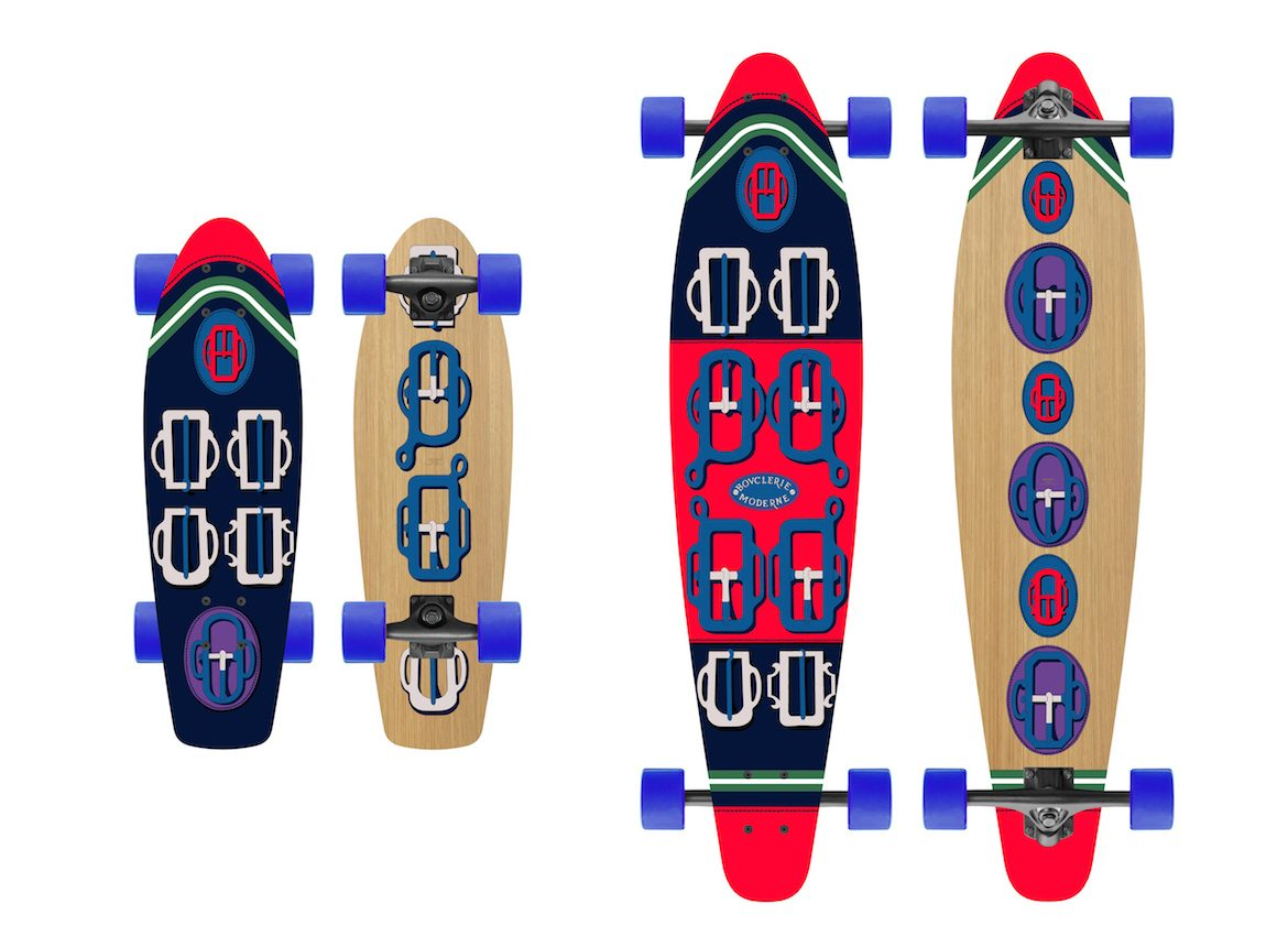 Hermès Skateboards and Longboards