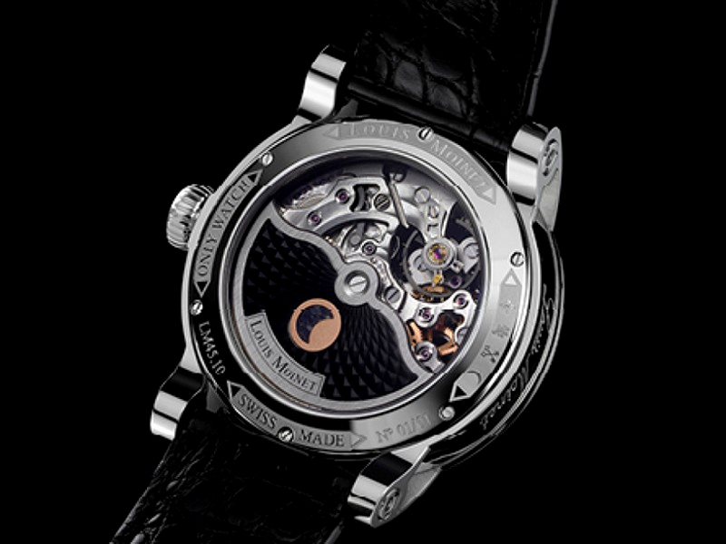 Louis Moinet Metropolis Only Watch
