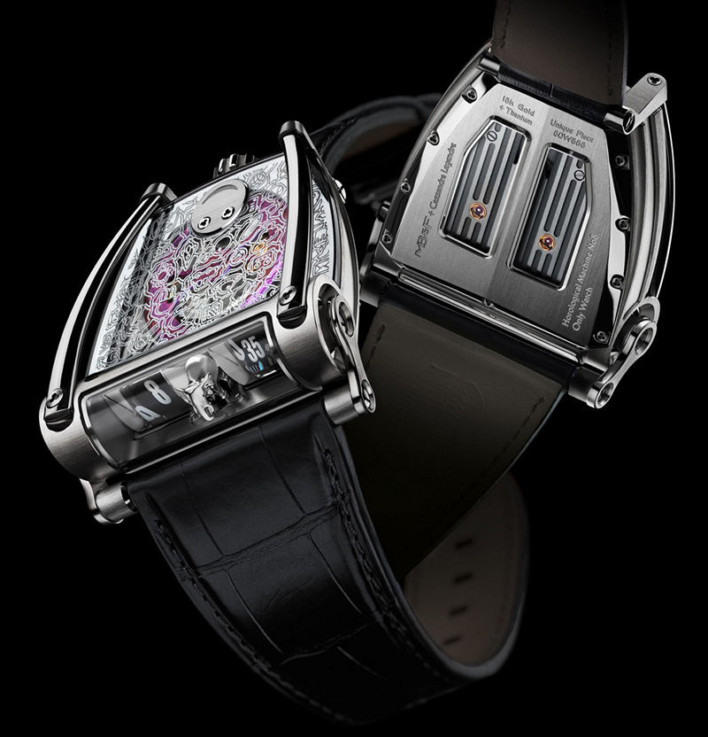 MB&F HM8 Only Watch