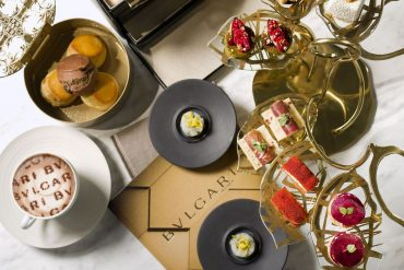 Ritz-Carlton Macau Bulgari Roman Holidays Afternoon Tea