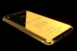 Brikk Lux iPhone X Ingot 250