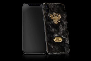 Caviar Mink iPhone Case