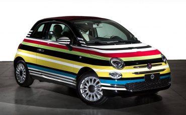 Garage Italia Customs Fiat 500C Missoni Special Edition