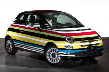 Garage Italia Customs Fiat 500C Missoni Special Edition