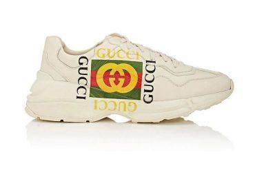 Gucci Apollo Leather Sneaker