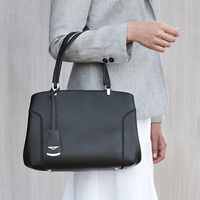 Bentley Iconic Classics - Diana Handbag - Beluga