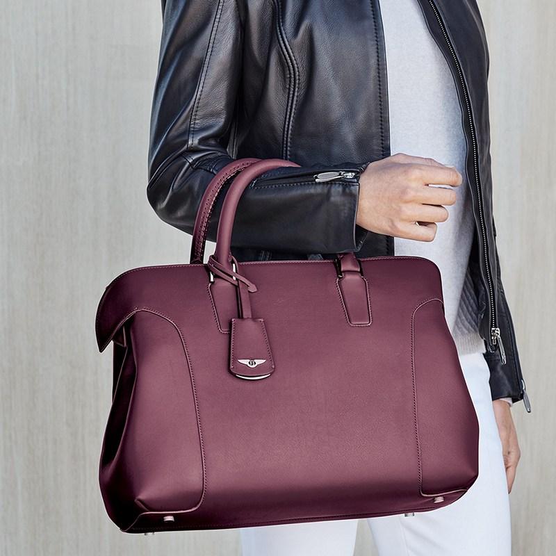 Bentley Iconic Classics - Mary P Bag - Beluga