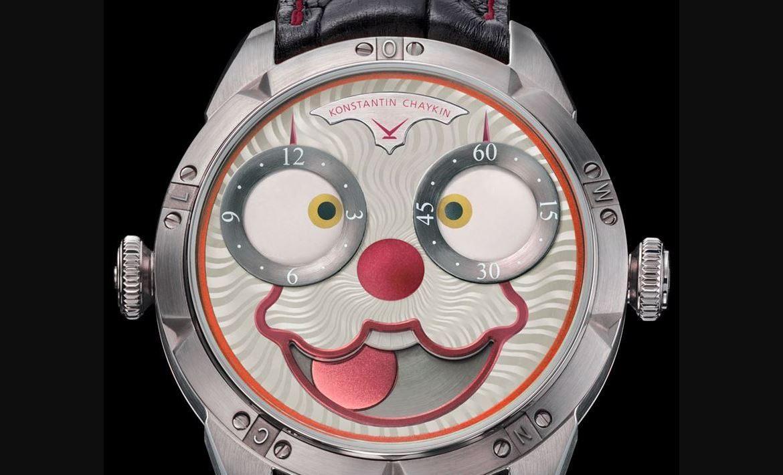 Konstantin Chaykin Clown Watch