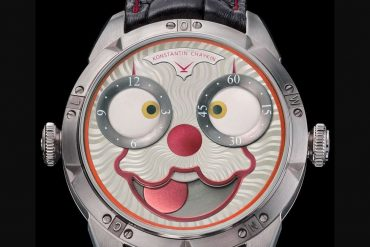 Konstantin Chaykin Clown Watch