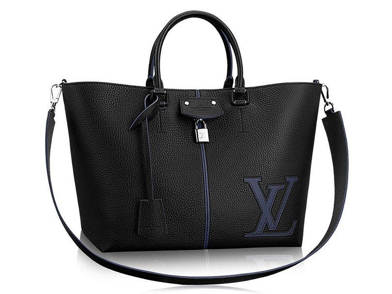 Louis Vuitton Pernelle Tote Noir