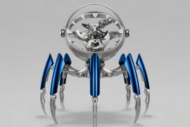 MB&F and L'Epée 1839 Octopod