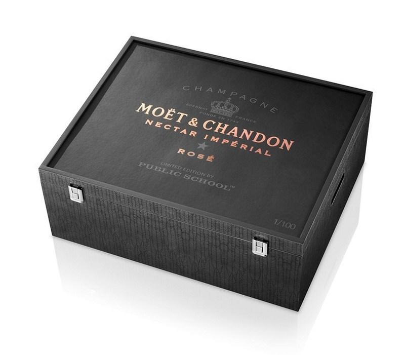 PSNY x Moët & Chandon Nectar Impérial Rosé