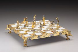 Piero Benzoni Historical And Artistic Chess Collection
