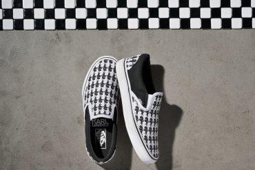 Vans x Karl Lagerfeld Sneakers