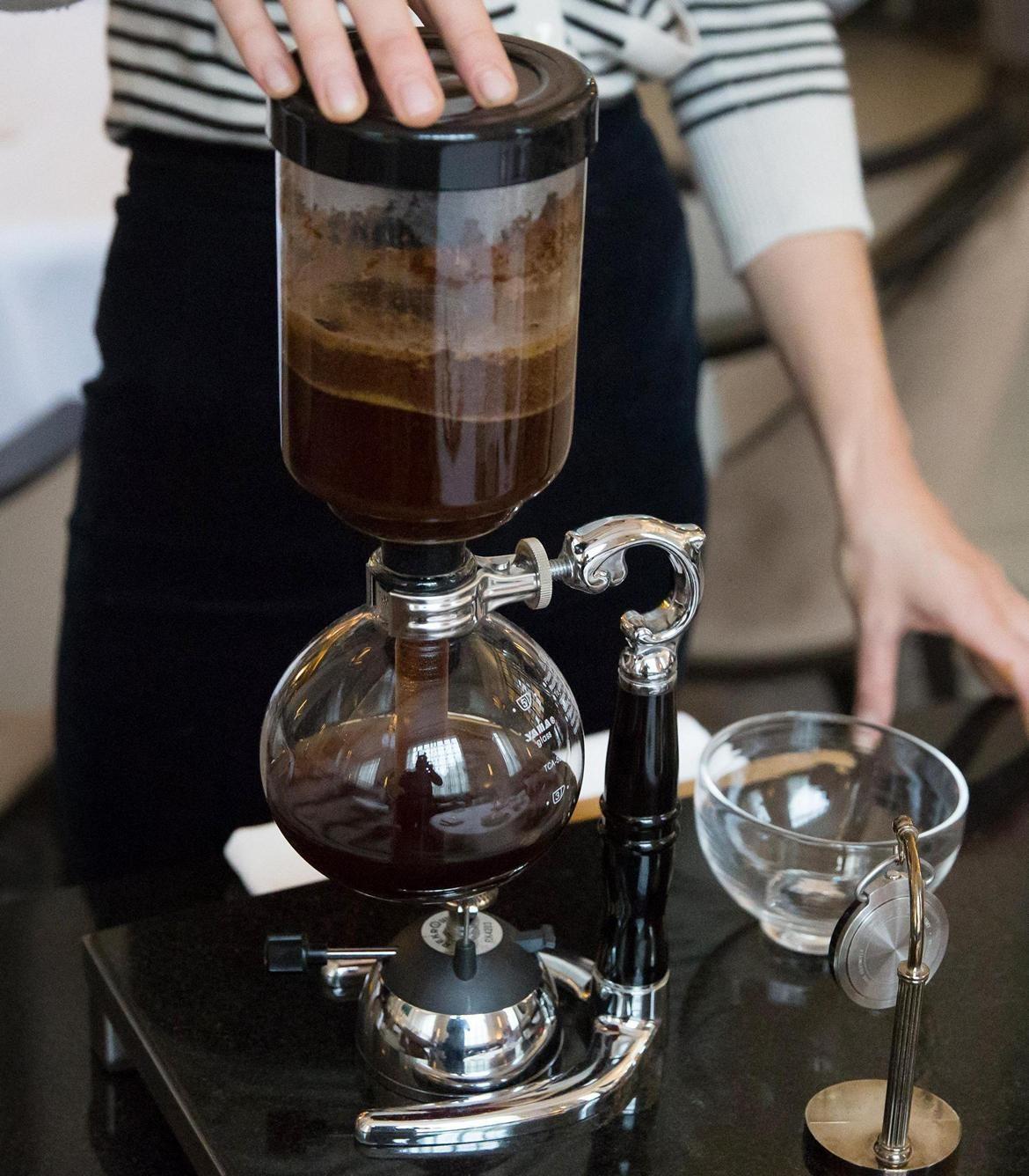Eleven Madison Park Wush Wush Coffee