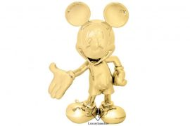 Leblon Delienne Gold Mickey Mouse
