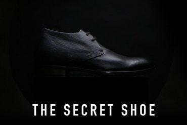 Oliver Sweeny Secret Shoes