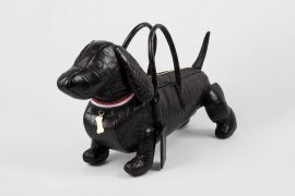 Thom Browne Dog-Shaped Bag