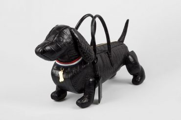 Thom Browne Dog-Shaped Bag