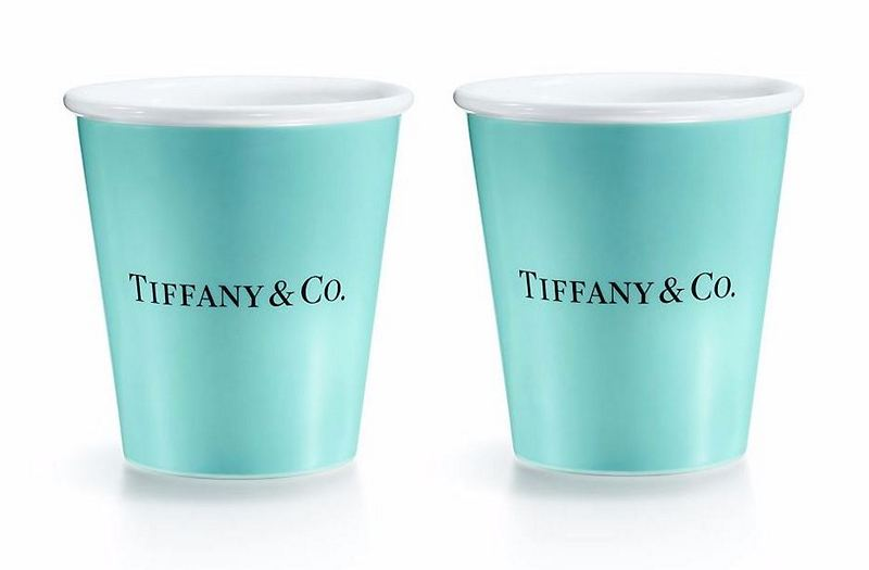 Tiffany & Co Everyday Objects Paper Cups