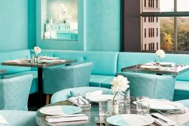 Tiffany & Co The Blue Box Café