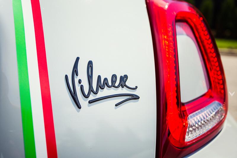 Vilner Fiat 500 Abarth 595