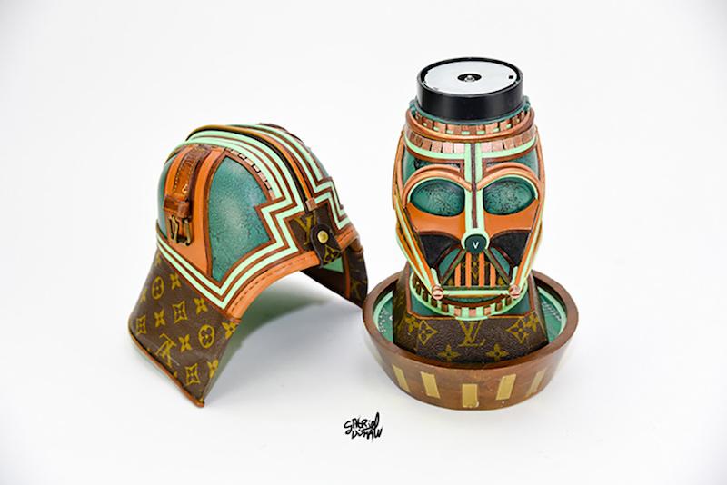 Gabriel Dishaw Louis Vuitton Jedi