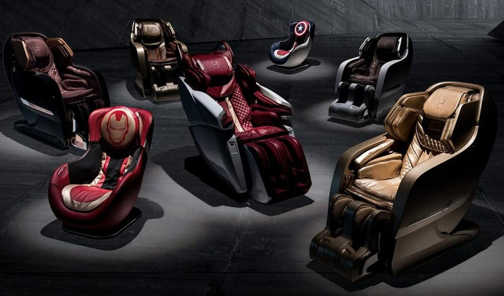 Lamborghini Bodyfriend Massage Chair