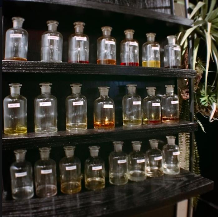 Mindy Yang's SoHo Perfumarie