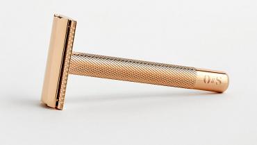 Oui Shave Gold Razor