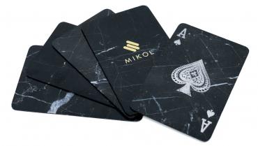 Mikol Marmi Marble Poker Cards
