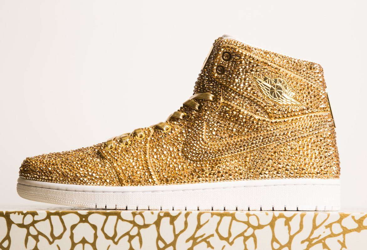 Nike Air Jordan Dan Life Golds