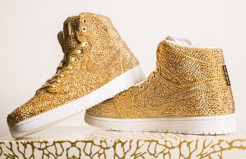 Nike Air Jordan Dan Life Golds