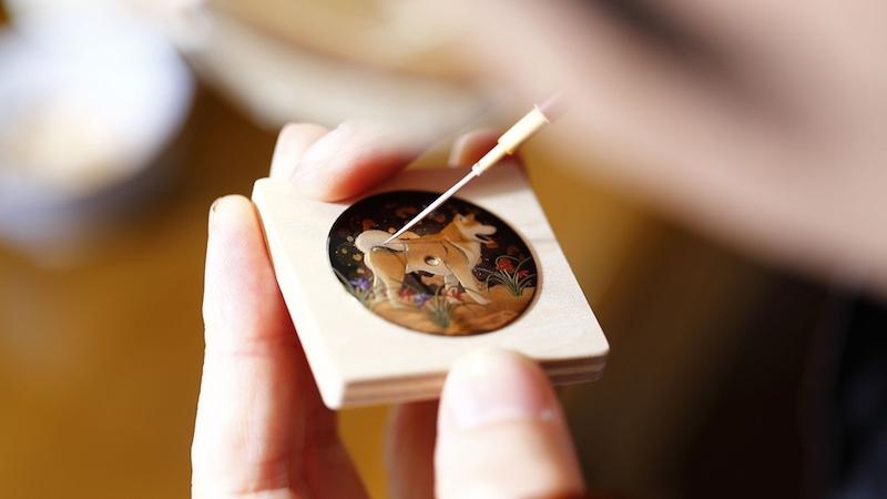 Chopard Urushi Year Of The Dog