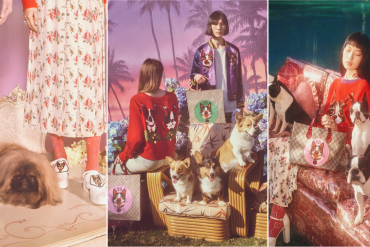 Gucci Year of the Dog Collection