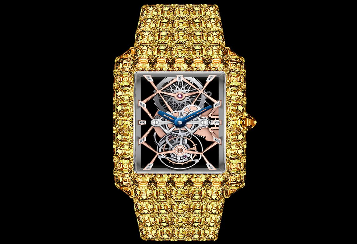 Jacob & Co. Millionnaire Watch
