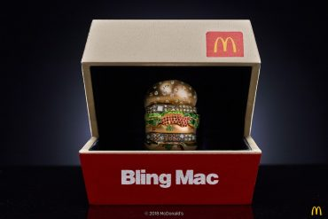 McDonald's BlingMac Ring