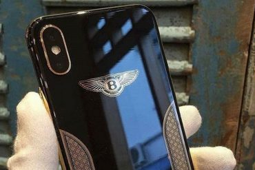 iPhone X Bentley Edition