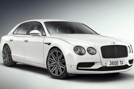 Bentley Flying Spur V8 S Stratus Edition by Mulliner Japan