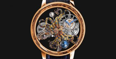 Jacob Astronomia Octopus