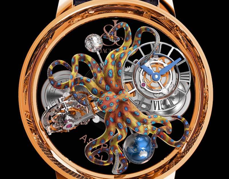 Jacob Astronomia Octopus