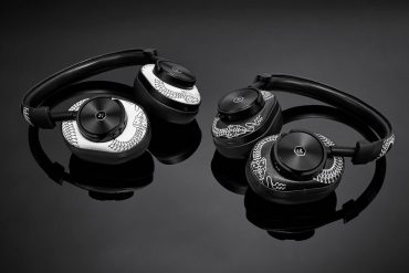 Master & Dynamic Headphones Scott Campbell