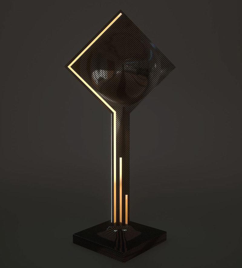 Kubya Lamp