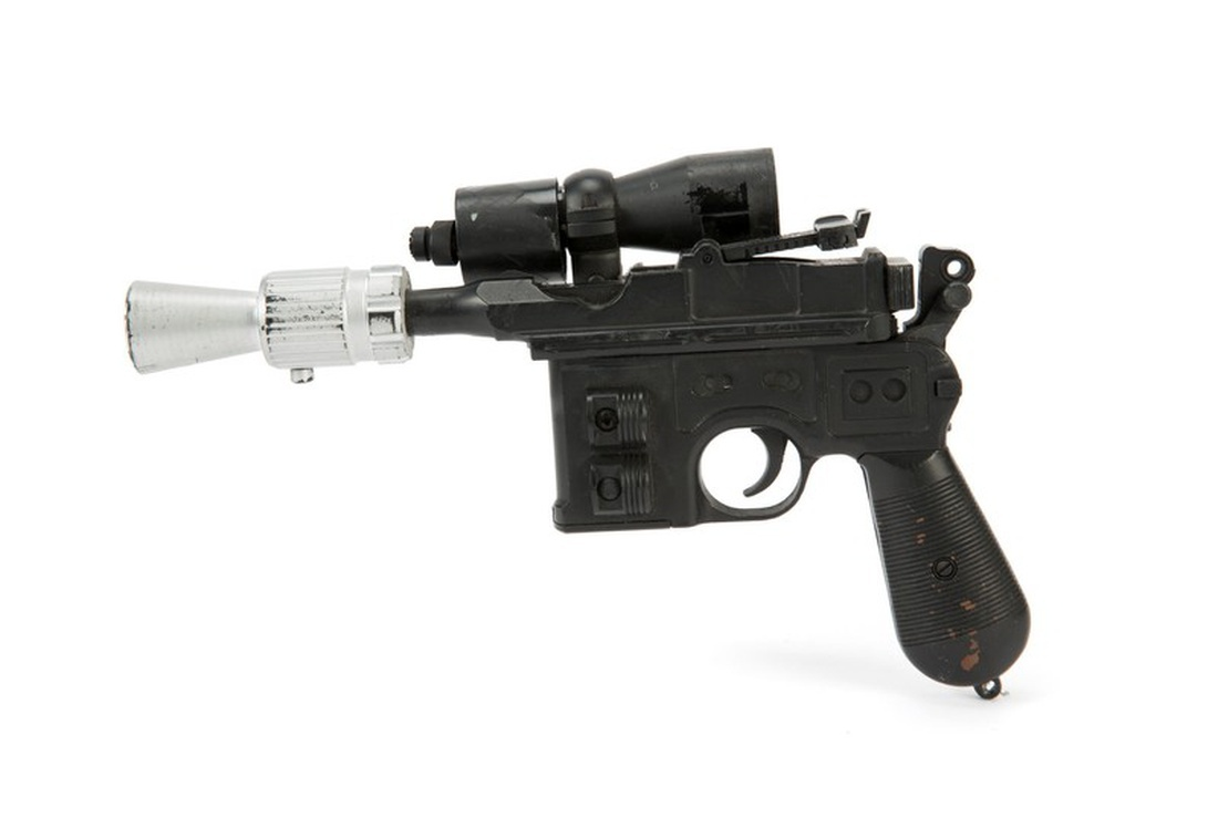 Han Solo Iconic Blaster