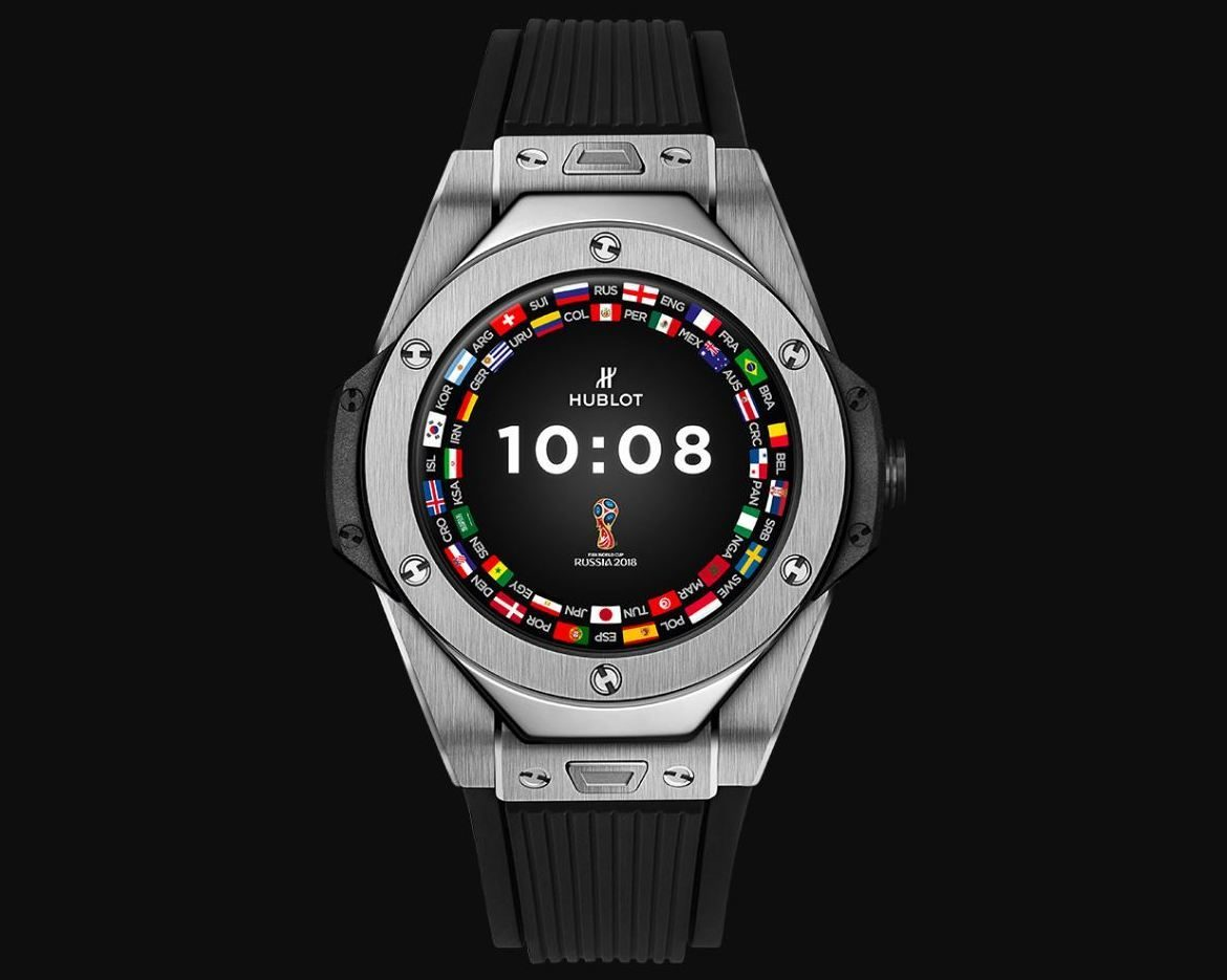 Hublot Big Bang Referee 2018